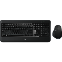 Logitech MX900 Performance Wireless Keyboard and Mouse Combo