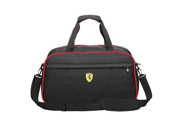 Ferrari Traveler Bag, Black