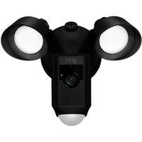 Ring Floodlight Camera, Black