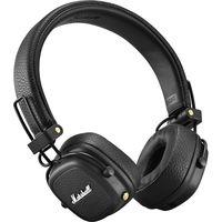 Marshall Major III Wireless On-Ear Headphones, Black