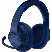 Logitech G433 7.1 Surround Sound Gaming Headset, Blue Camo