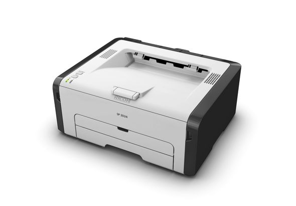 Ricoh SP 201N B&W Laser Printer