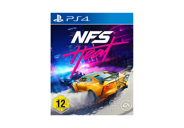 Need for Speed Heat for PS4