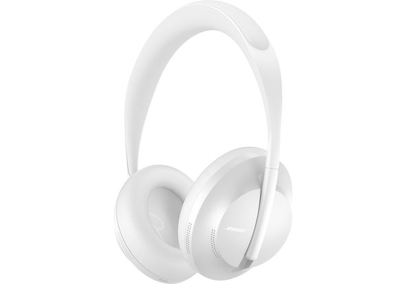 Bose Headphones 700 Noise-Canceling Bluetooth Headphones,  Luxe Silver
