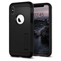 Spigen Tough Armor Case for iPhone XS, Black