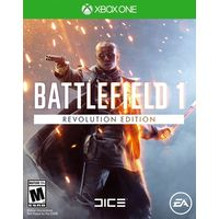 Battlefield 1 - Revolution for Xbox 1