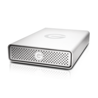 WD G-Technology 4TB G-DRIVE USB-C USB 3.1 Hard Drive