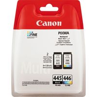 Canon PG-445/CL-446 BK/C/M/Y Ink Cartridge Multipack