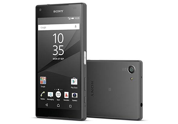 Sony Xperia Z5 Smartphone Dual Sim, Black