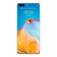 Pre Order Huawei P40 Pro Smartphone 5G, Silver Frost