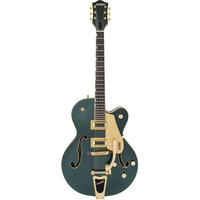 Gretsch G5420TG Limited Edition Electromatic Hollow Body Single-Cut With Bigsby And Gold Hardware, Rosewood Fingerboard, Cadillac Green