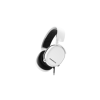 SteelSeries Arctis 3 (2019 Edition) All-Platform Gaming Headset,  White