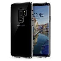 Spigen Ultra Hybrid Case for Samsung Galaxy S9+ , Crystal Clear