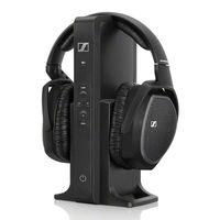 Sennheiser RS 175 Headphones