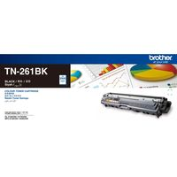 Brother TN-261BK Toner Cartridge, Black