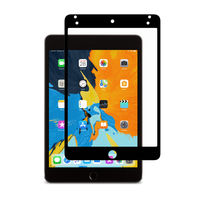 Moshi iVisor AG 100% Bubble-free and Washable Screen Protector for iPad mini, Black