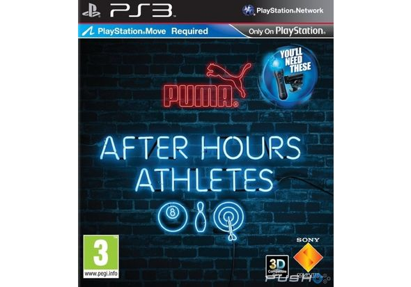 After Hours Athletes for PS3