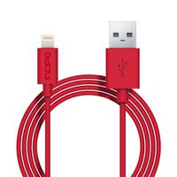Incipio LIGHTNING CHARGE/SYNC CABLE Red