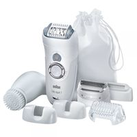 Braun SE7569 Silk Epil 7 Epilator with Brush for face Wet & Dry