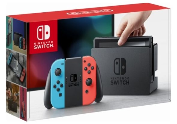 Buy Nintendo Switch Neon Joy Con Bag Bundle Online