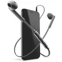 Cellularline Mantis Pro Earphones with Microphone, Black
