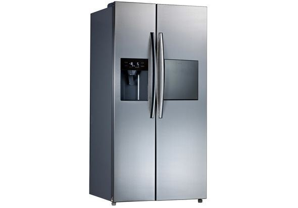 Supra 600 ltr. Frost Free Side By Side Refrigerator, 2 Door, Water Dispenser, Ice Maker, WineBar
