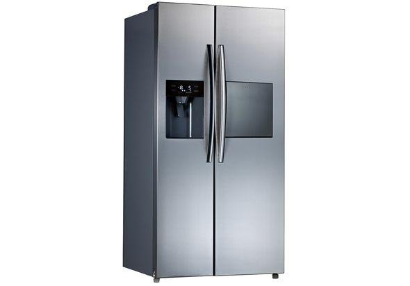 Supra SR620M-SBSF 620 Liter Refrigerator