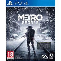 Metro Exodus for PS4