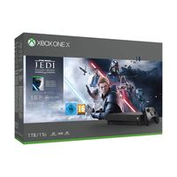 Microsoft Xbox One X 1TB Console with Jedi Fallen Order Bundle