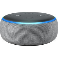 Amazon Echo Dot 3rd Generation,  Heather Gray