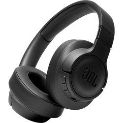 JBL TUNE 750BTNC Noise-Canceling Wireless Over-Ear Headphones,  Black