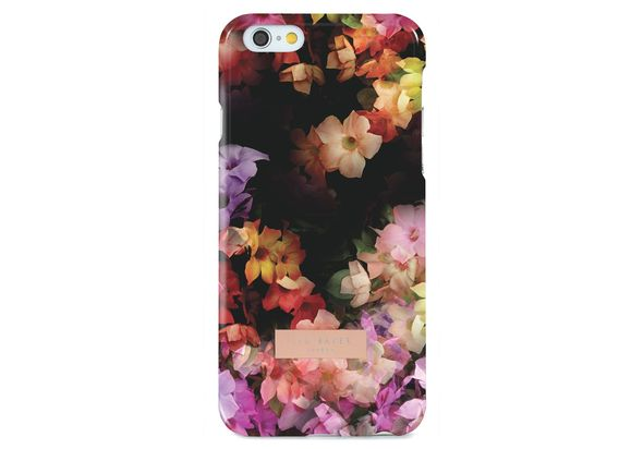 Proporta Ted Baker Alli Cascading Floral Protective Case for iPhone 6, Black