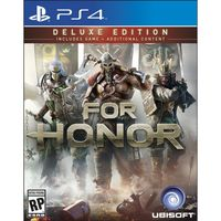 For Honor Deluxe Edition for PS4