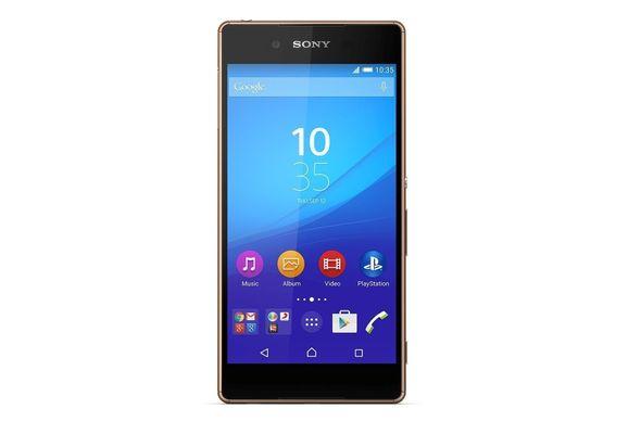 Sony Xperia Z3+ E6533 Smartphone, Copper