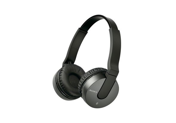Sony MDR-ZX550BN Noise Cancelling Bluetooth Headphones