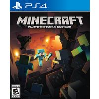 Sony PS4 Minecraft