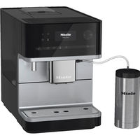 Miele Fully Automated Coffee Machine CM 6350 Obsidian Balck
