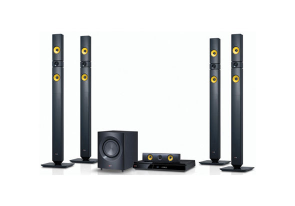LG DH7530TW - Audio: 3D Blu ray Home Theatre