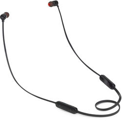 JBL T110BT Wireless In-Ear Headphones, Black