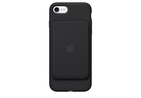 Apple iPhone 7 Smart Battery Case, Black