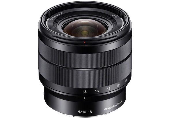سوني  E 10-18mm f/4 OSS عدسات كاميرا