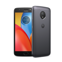 Motorola Moto E4 Smartphone LTE, Grey