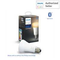 Philips Hue White Ambiance 8.5W A60 E27 Single Bulb