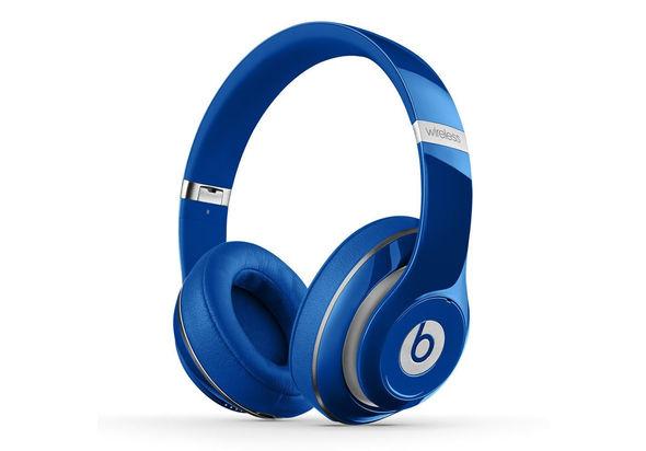 Beats Studio Wireless Over-Ear Headphones, Blue