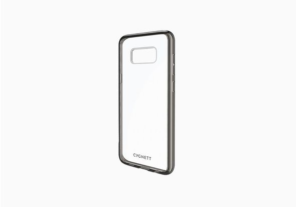 Cygnett AeroShield Case for Samsung Galaxy S8, Grey