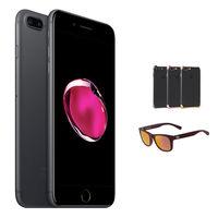 Apple iPhone 7 Plus, 128GB Smartphone LTE, Black