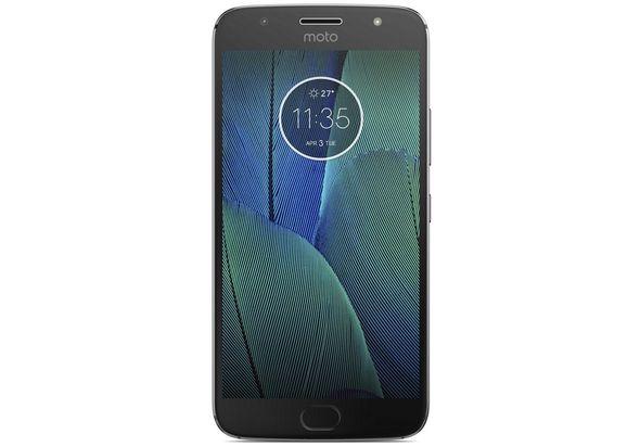 Motorola Moto G5s Smartphone, Grey