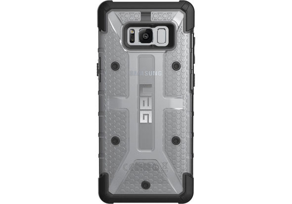 Urban Armor Gear Plasma Case for Galaxy S8+ , Ice