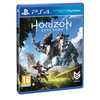 PS4 Horizon Zero Dawn Standard Edition