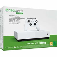 Microsoft Xbox One S 1TB All-Digital Edition Console